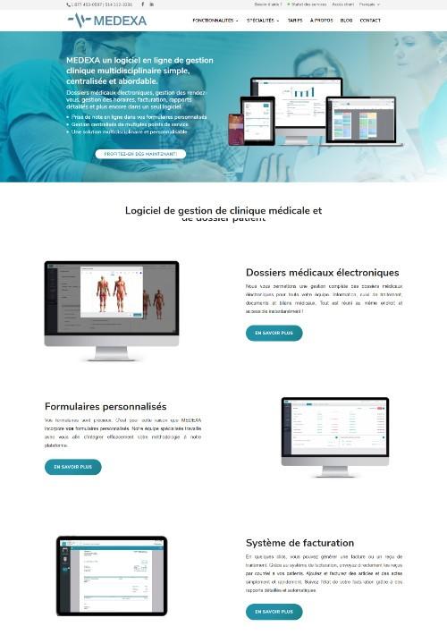 Medexa-Site